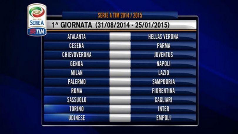 Corriere Dello Sport Diretta Calendario Serie A 2014 2015