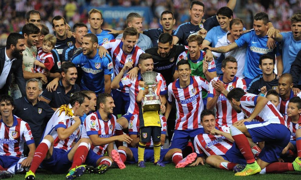 Mandzukic batte il Real. Supercoppa all'Atletico