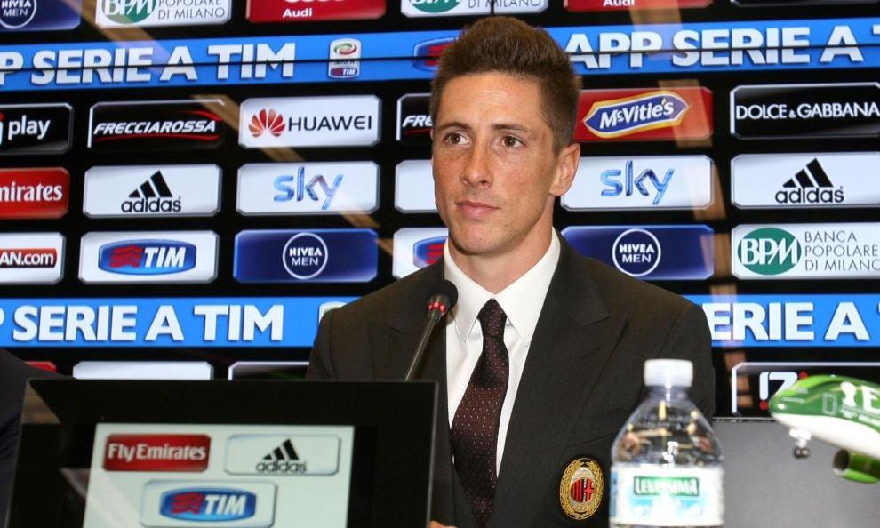 Torres: «Voglio vincere Con Inzaghi volerò»