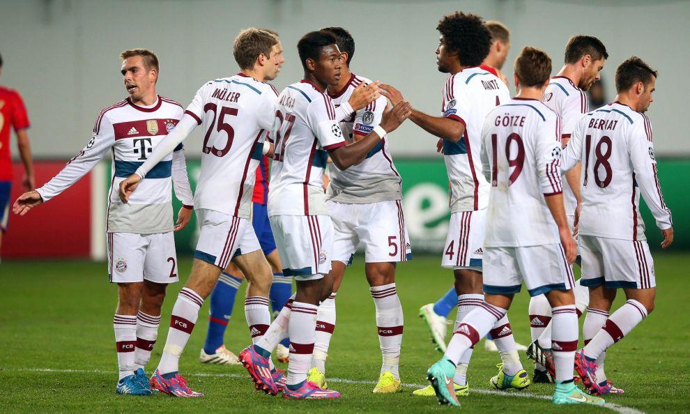 Champions League, Cska-Bayern Monaco 0-1: a Mosca decide Müller