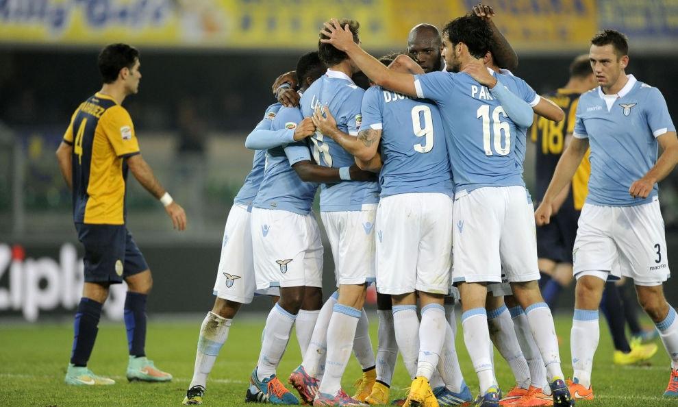 Serie A, Verona-Lazio 1-1: Toni risponde a Lulic