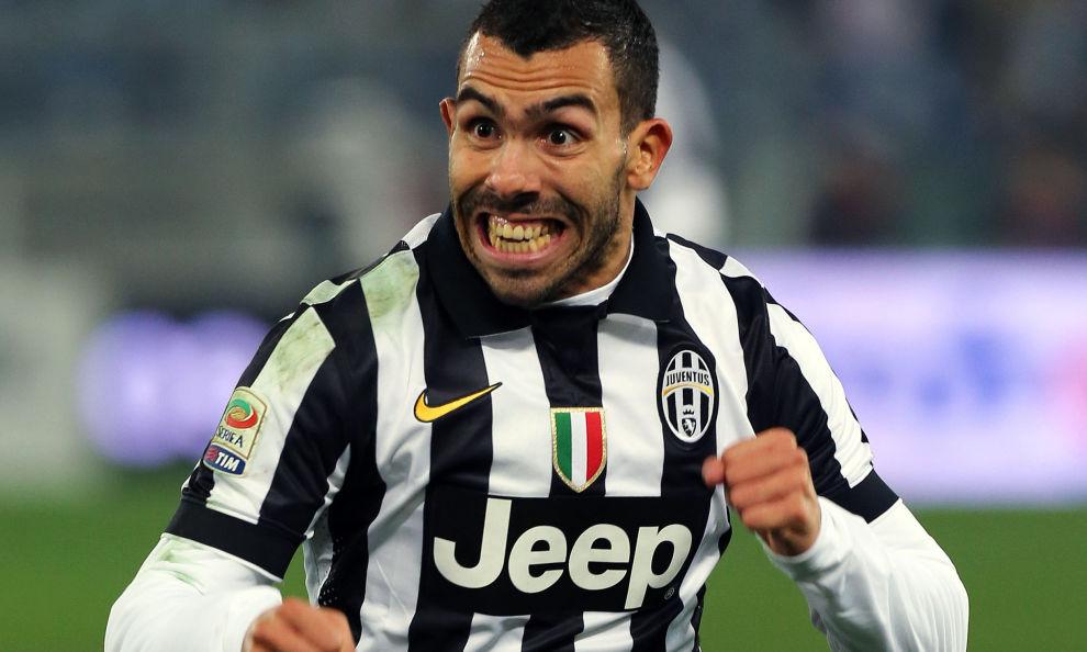 Cagliari-Juve LIVE 0-1 Al 3' sblocca Tevez