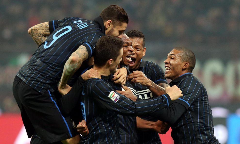 Serie A, Milan-Inter 1-1: Obi risponde a Menez