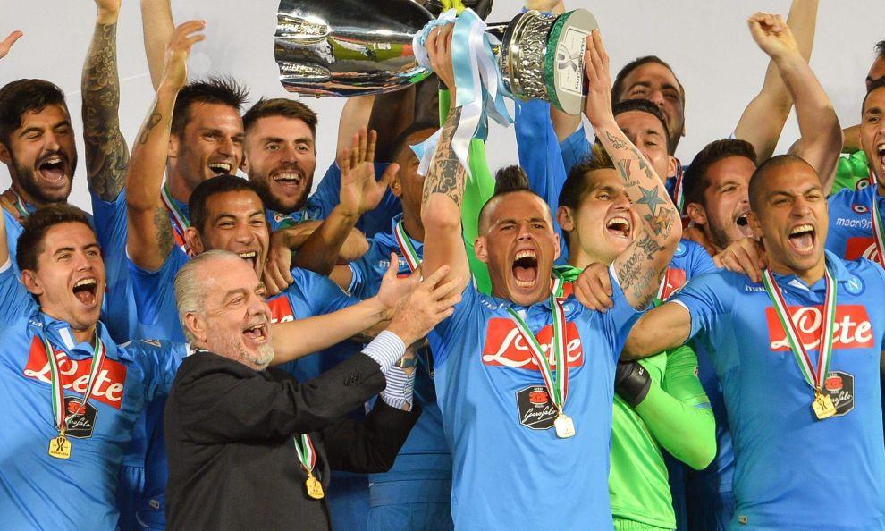 Supercoppa al Napoli Juve sconfitta ai rigori
