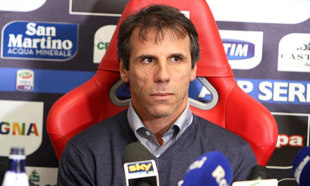 Could Zola be coming to Macedonia?