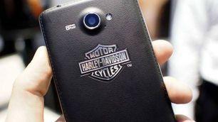 Il nuovo smartphone Harley-Davidson