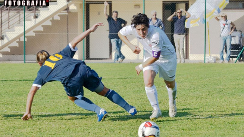 Allenamento Fiorentina vesti