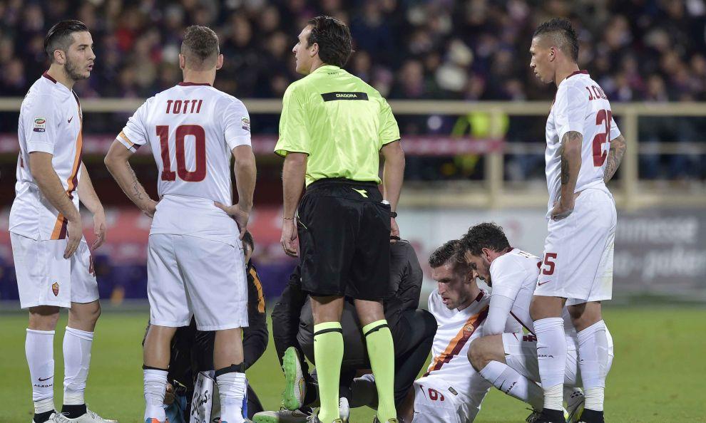 Roma, Strootman choc: «Danno cartilagineo, devo fermarmi a lungo»