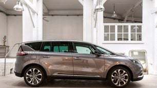 Nuova Renault Espace, il crossover di classe