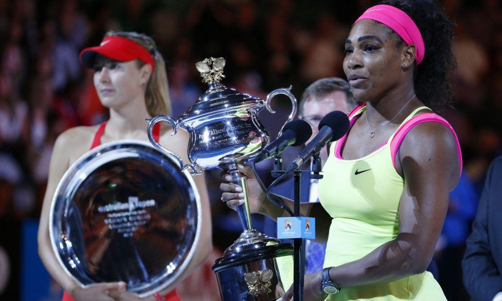 Tennis, Australian Open: trionfa Serena Williams. Sharapova ko in finale