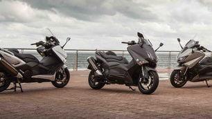 Yamaha TMax: i dettagli del nuovo modello