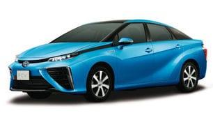 Idrogeno: accordo Honda, Nissan e Toyota (foto)