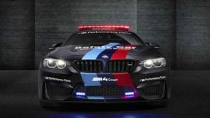 BMW M4, la nuova Safety Car da MotoGp: foto