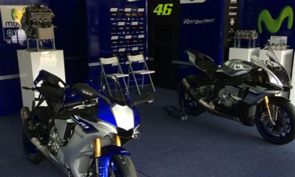 Tuttosport Yamaha R1 E R1m Sensazioni Superbike