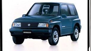 Suzuki Vitara, 25 anni di successi