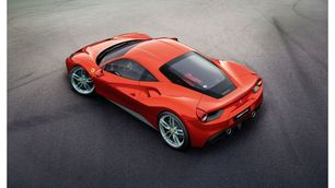 Nuova Ferrari 488 GTB