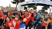 Maratona di Roma, giornata europea dello sport integrato