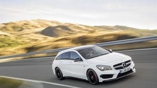 Mercedes CLA Shooting Brake, foto e prezzi