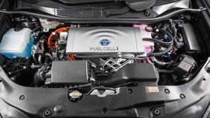 Toyota Mirai: vista a Ginevra la fuel cell (foto)