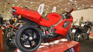 Honda NR tra le pi ammirate a Motodays: foto