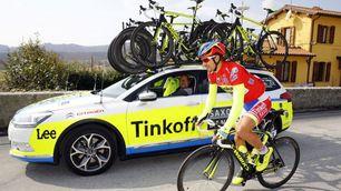 Ivan Basso al Tour con Citroen
