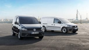 Volkswagen Caddy Maxi 2015