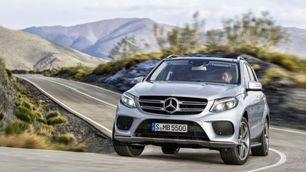 Nuova Mercedes GLE, le immagini in anteprima