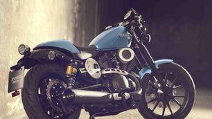 Yamaha XV950 diventa café… Racer