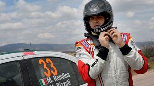 Rally: Max Rendina, a Roma c' un campione