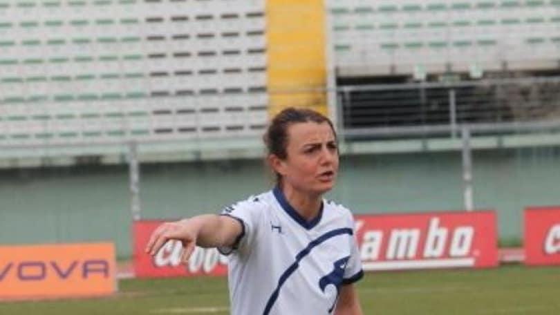 19a91ba0a3 Di Bari, il ritorno in A di una calciatrice senza tempo - Corriere ...