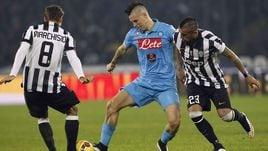 Anticipi e posticipi Serie A: Juve-Napoli sabato 23 alle 18