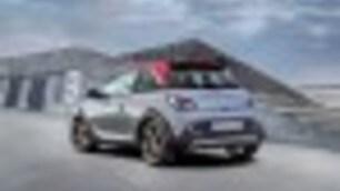 Nuova Opel Adam Rocks S