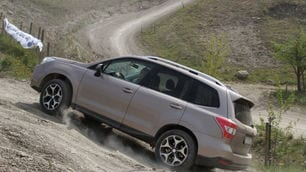 Nuova Subaru Forester Diesel Lineartronic