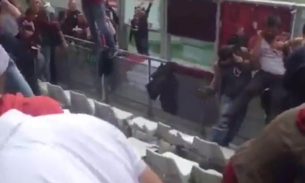 Derby, bomba carta forse era degli ultras del Torino