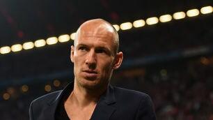 Bayern che guaio: Robben infortunato, stagione finita per lui