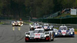 WEC 2015: Audi domina la 6 Ore di Spa