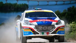 Rally Adriatico 2015, domina Scandola su Skoda