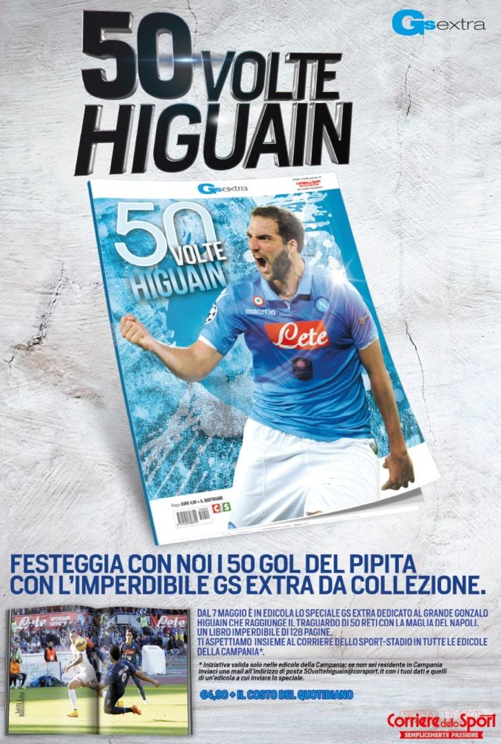 GS Extra - Higuain
