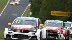 WTCC, Nurburgring: ok Lopez e Muller (foto)