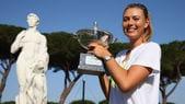 Wta, Sharapova torna seconda. Giù Errani e Pennetta