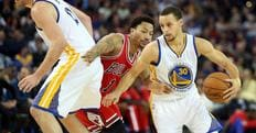 Curry chiude Harden, Golden State vola sul 2-0