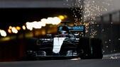 F1 Mercedes, Hamilton: «Fatto passi avanti»