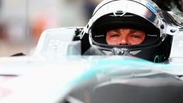 F1 Mercedes, Rosberg: «Con Lewis bella lotta»
