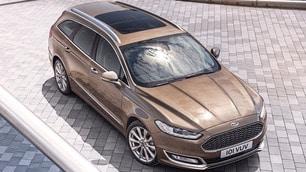 Ford Mondeo Vignale: esperienza superiore