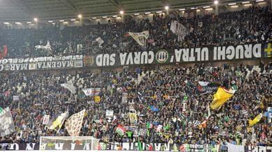 Rinvio Corte Figc, curva Juve aperta con il Napoli