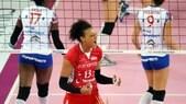 Volley: A1 Femminile, Diouf sceglie Modena