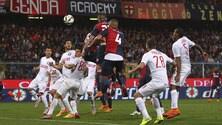 Genoa-Inter 3-2. Addio Europa League