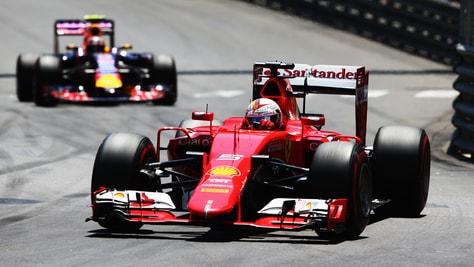 Gp Monaco: Vettel secondo, rabbia Hamilton