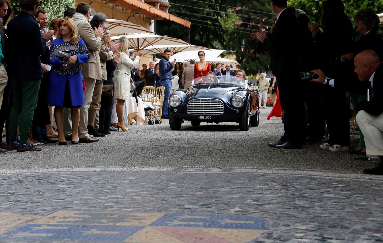 Villa D'Este 2015, vince la Ferrari di Gianni Agnelli