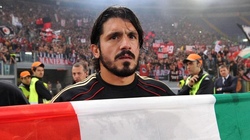 Carrarese, Buffon chiama Gattuso